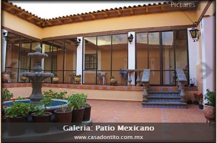 Habitaciones en pueblo encantador - Jocotitlán - Ev