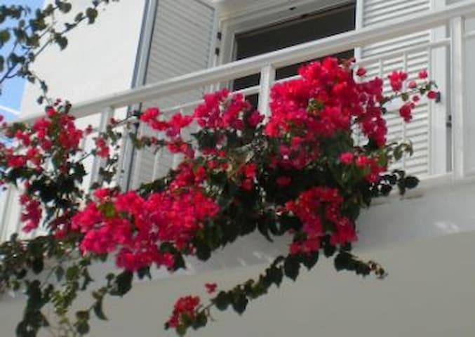 Full/apt in Paros center 100m beach - Paros - Apartamento