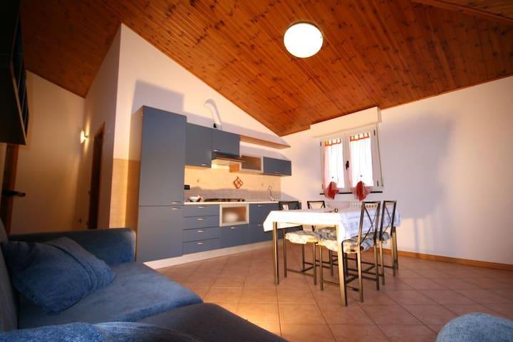 APPARTAMENTO A POCHI CHILOMETRI DA RICCIONE - Gemmano - Appartement
