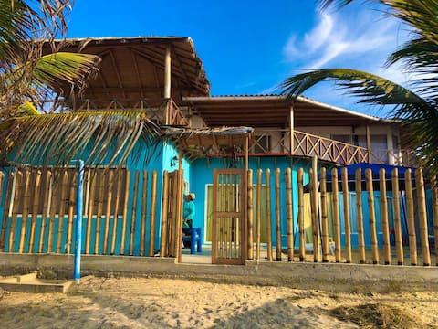 Casa de Playa Velumi