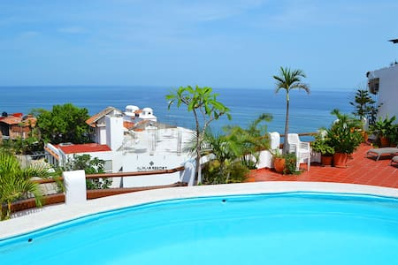 Charming Santa Barbara Studio: Amapas - Puerto Vallarta