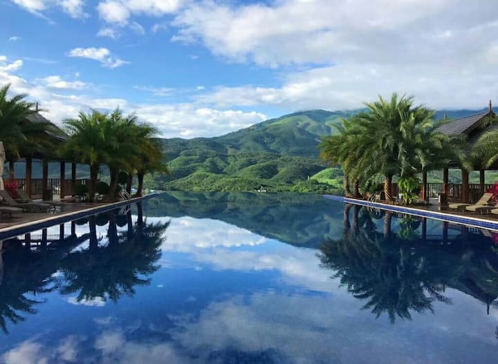 15C*Private garden/swimming pool悦景庄无边星空泳池私人花园奢享会所
