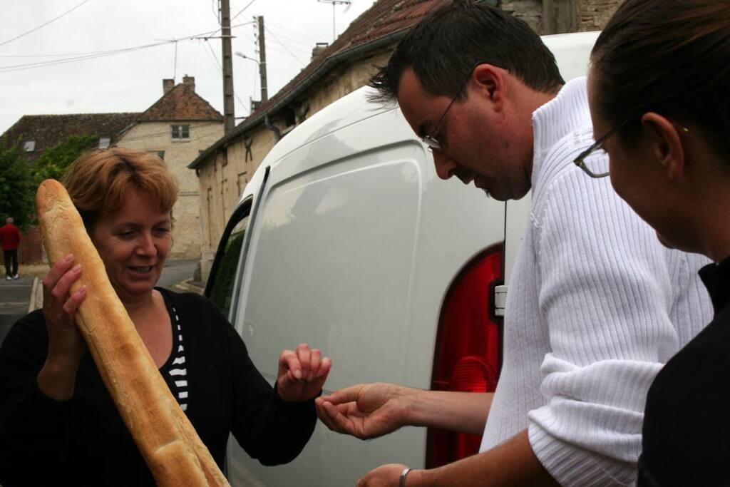 Boulange Bread Delivery 2x Week