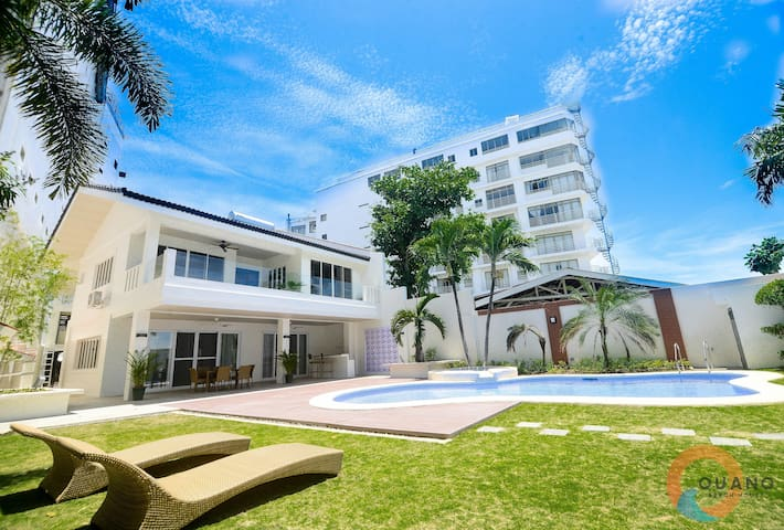 Ouano Beach House - Lapu-Lapu City - Huis