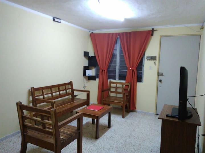 Casa grande y cómoda (1-6 personas)