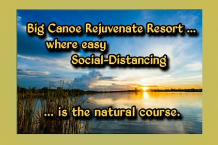 Rejuvenate at Big Canoe w/natural, E-Z Distancing!