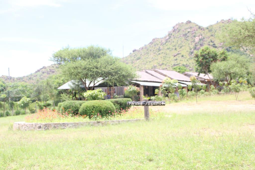 Balili Village