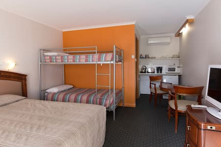 Tasman Ecovillage Motel Room - Nubeena - その他