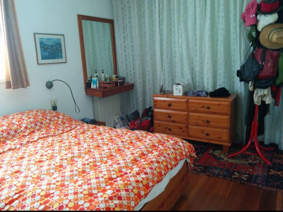 master bedroom 4mX3m