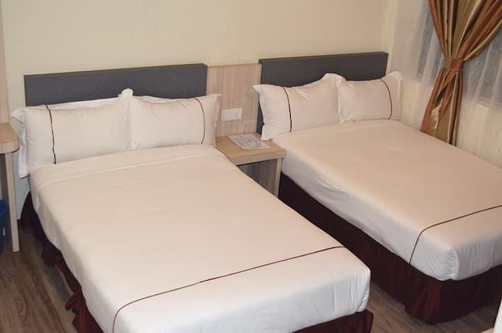 Angsoka Hotel Teluk Intan Twin 113