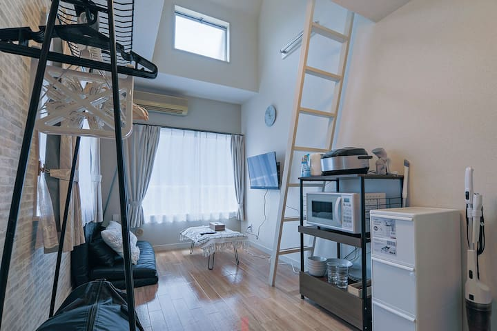 IKEBUKURO North Apt. 3 Min Station/FreeWi-Fi/#201