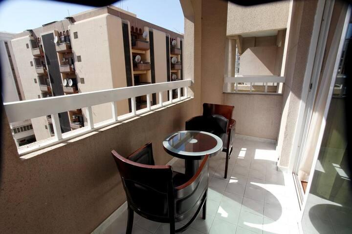 Syaj Hotel - Dubai - Gjeste suite