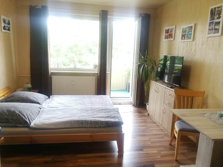 Gemütliche 1-Zimmer Wohnung in Ferdinandshof