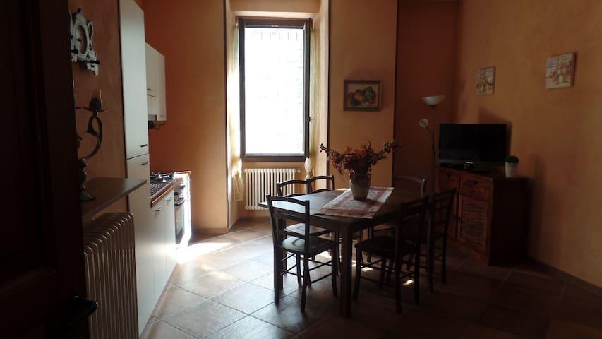 App. Basilico - 4  Borgomaro - Borgomaro - Apartamento