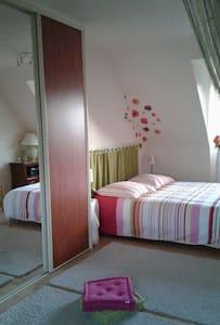Belles chambres à 5mm de Vannes - Saint-Avé - Konukevi