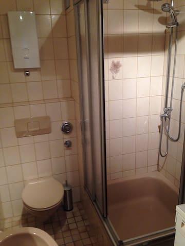 Sonnige gemütliche Wohnung - Seeheim-Jugenheim - Apartment