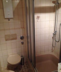 Sonnige gemütliche Wohnung - Seeheim-Jugenheim - 公寓