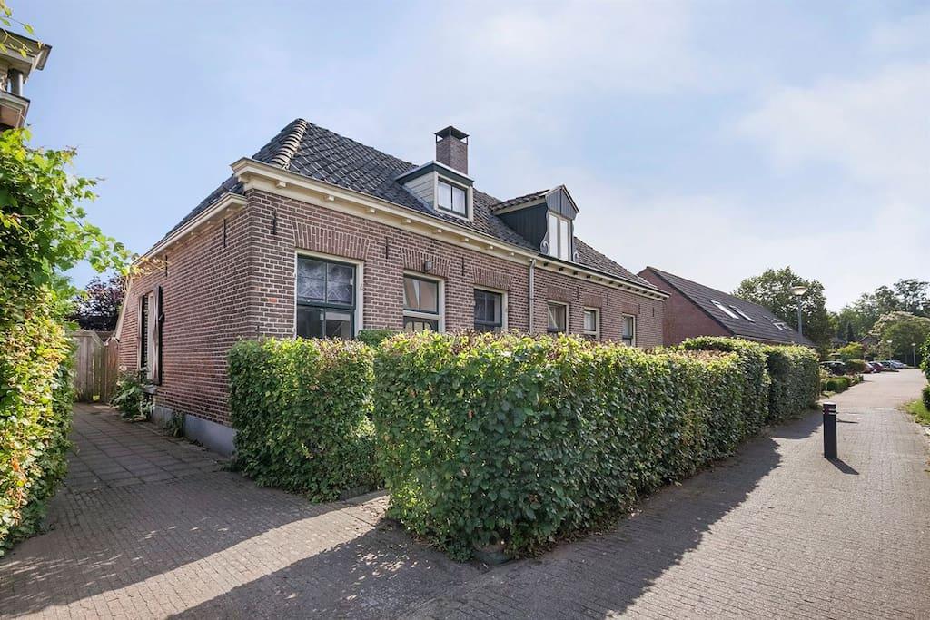 Het juweeltje in groenrijk lochem houses te huur in for Te huur gelderland