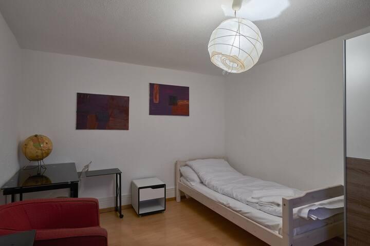Appartement avec 3 chambres au Bourg
