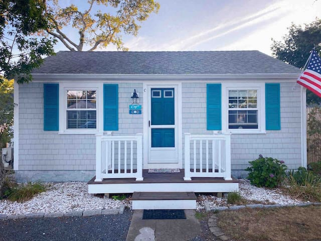Cute Dennis Port Cottage with pool & A/C
