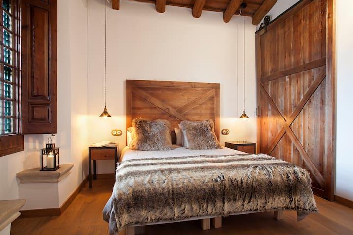 Habitación Doble Puig i Cadafalch