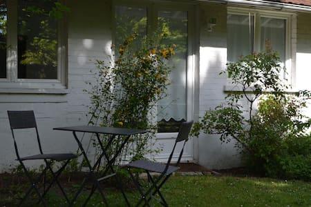 Petite maison avec Jardin 15' Paris - Chatou