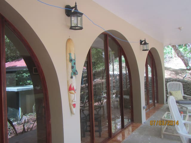 THREE SEPERATE HOMES, POOL, GREEN SPACE, VILLA 17 - Guanacaste Province - House