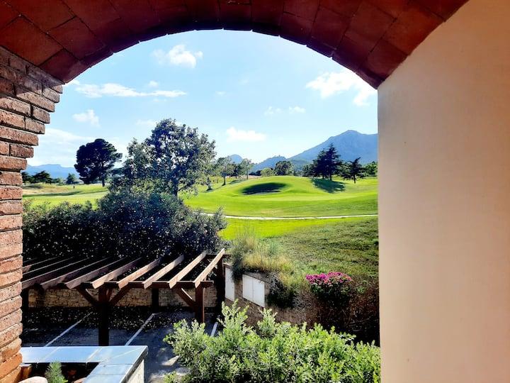 Apartamento Vistas golf Bonmont
