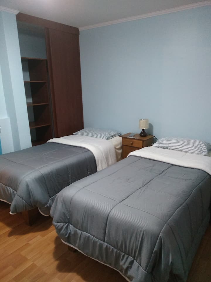 THAS HOME double room with independent entrance