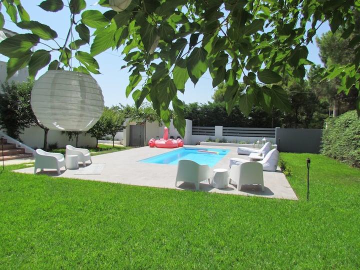 Zen Villa in Schinias