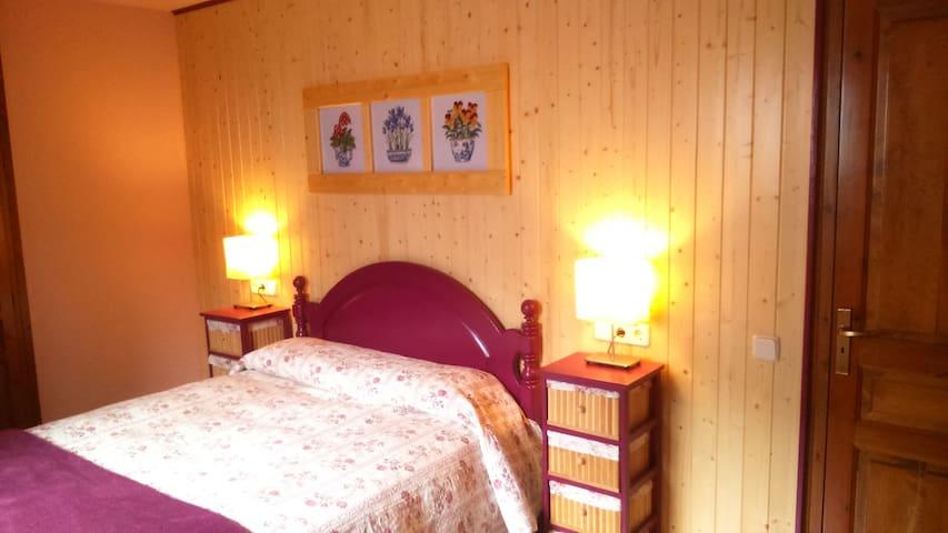 Habitació amb esmorzar. Pirineu de Lleida. - Araós - Bed & Breakfast