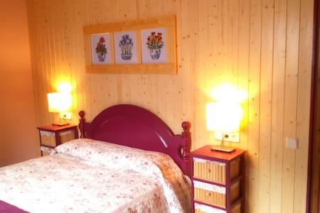 Habitació amb esmorzar. Pirineu de Lleida. - Araós