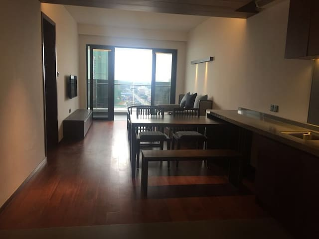 A Great Seaview Hotel Style Apartment - 广东省 - Apartment