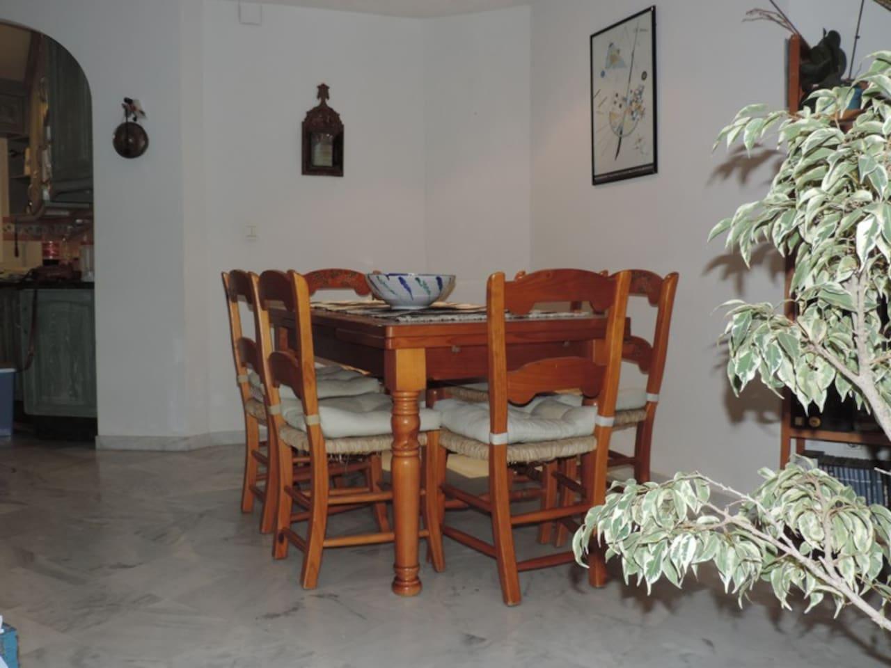 Casa NicoTina - Houses for Rent in Salobreña