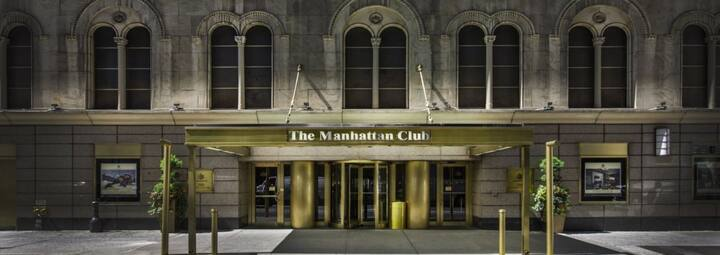 The Beautiful Manhattan Club