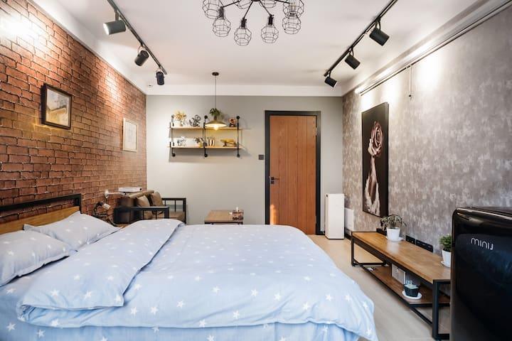 Soveværelsesområde