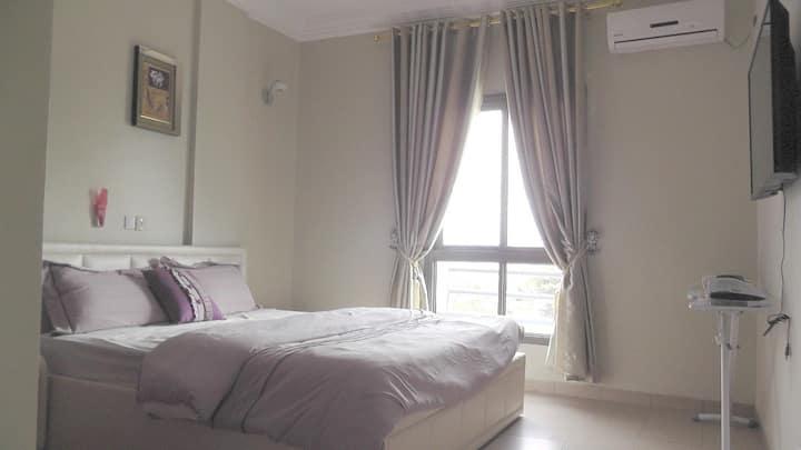 Residence Le Carat-Bonapriso Two Bedroom Suite