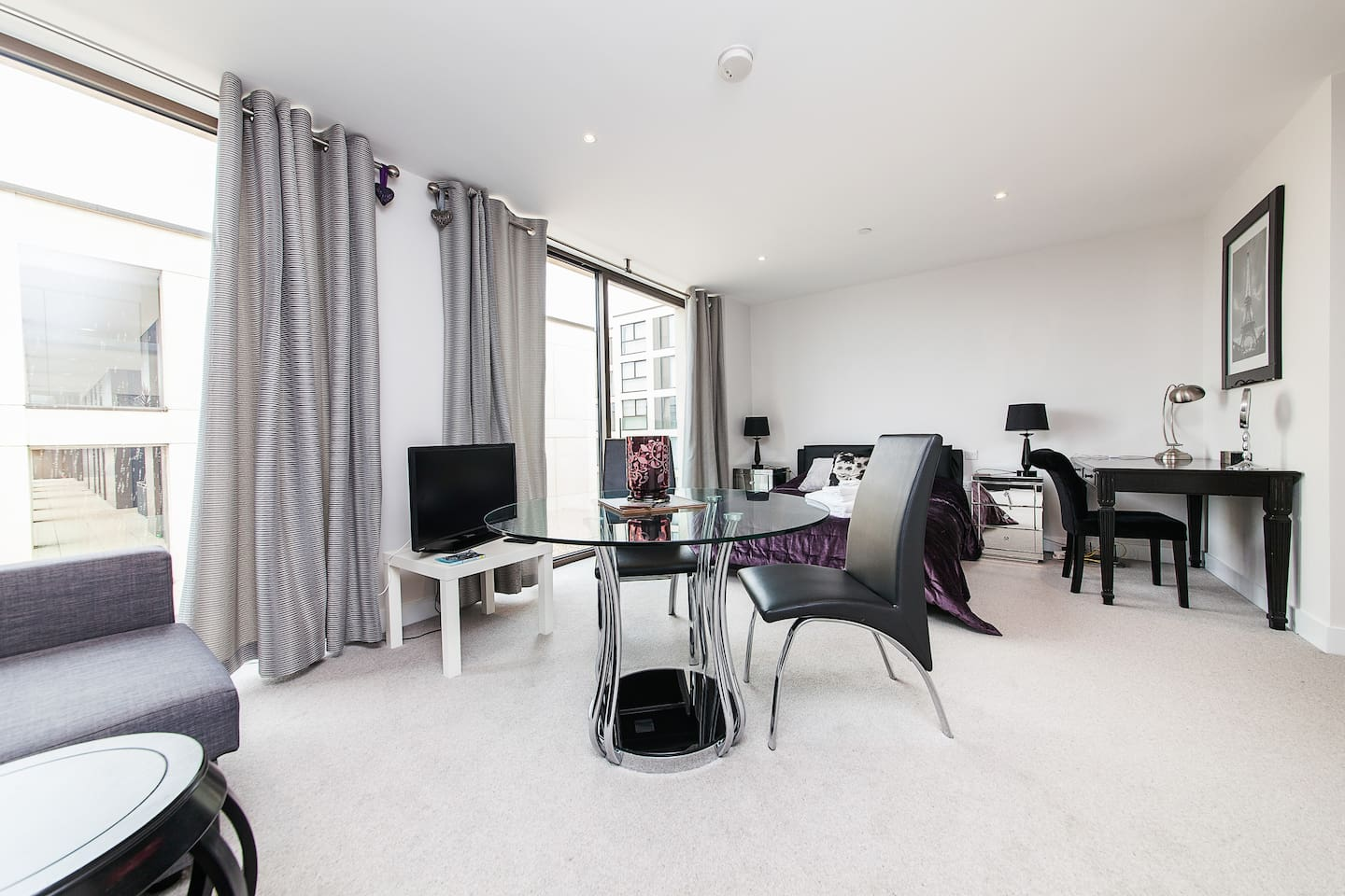 Penthouse in Cambridge Centre 2-bed