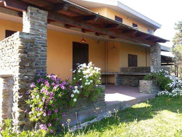 with private garden, 150m from sea