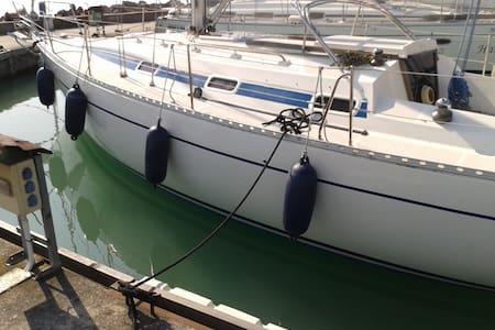 Vitorlás kiadó / Rent a sailboat  - Balatonkenese