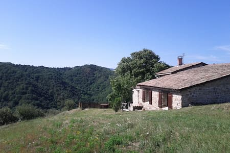 Gîte - nature, calme, randos, vin, Ardèche-Drôme