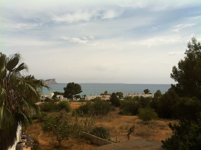 Room to Rent Country House Sea View - Ibiza - Dům