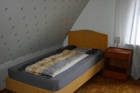 Doppelzimmer in 38300 Wolfenbüttel - Wolfenbüttel - Apartment