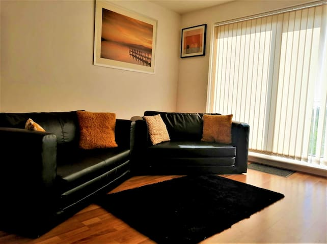 Manchester Apartment near Etihad stadium
