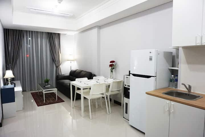Luxury 2BR Condo (WiFi) @ Casa Grande - Mall KoKas