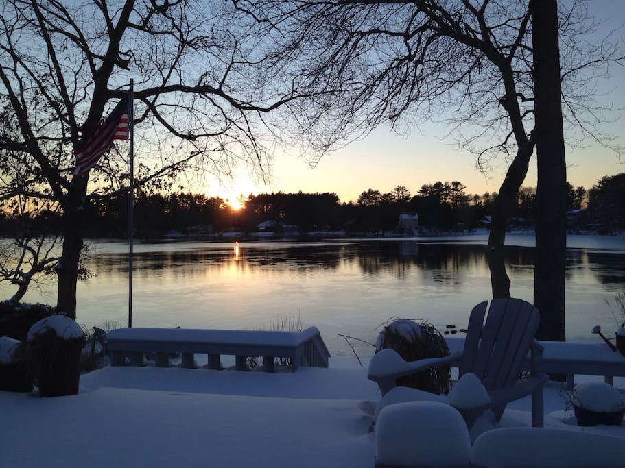 Beautiful in all seasons.