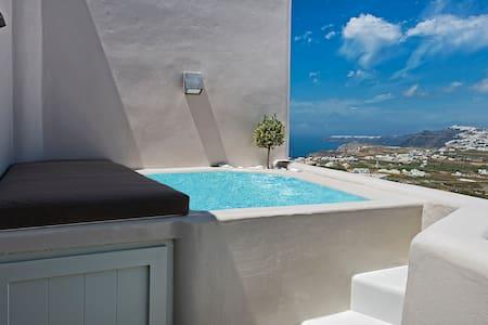 Pyrgos Terrace House - Pyrgos Kallistis - Casa