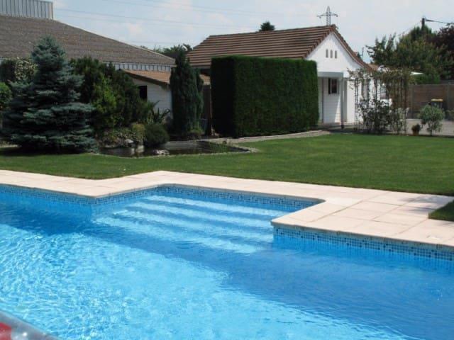 Location vacances - Ibos - Casa