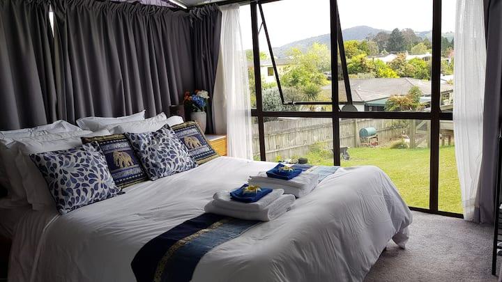 Manita's Airbnb - Tui Room (conservatory)