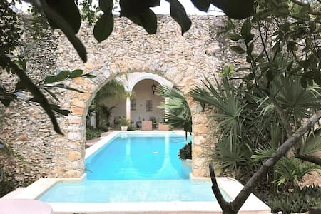 Casa Lunita (2 adjoining bedrooms) - Baca - Penzion (B&B)